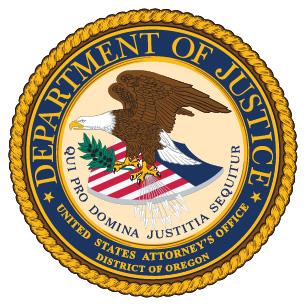 U S  Attorney's Office - District of Oregon news via